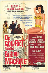 Dr. Goldfoot and the Bikini Machine