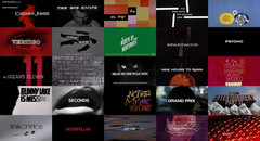 The Title Design of Saul Bass