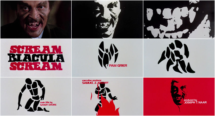 VIDEO: Title Sequence – Scream Blacula Scream (1973)