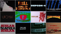 Vigilantes, Psychopaths, and Road Warriors: B-Movie Title Design of the 1970s & 1980s