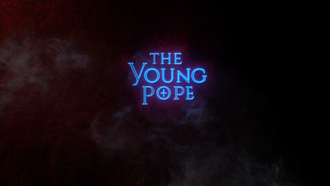 IMAGE: The Young Pope title card