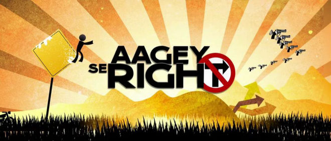 VIDEO: Title Sequence – Aagey Se Right