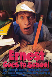 Ernest Goes to School