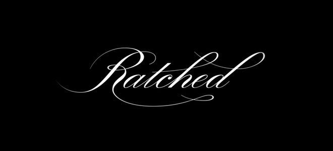 IMAGE: Ratched title card