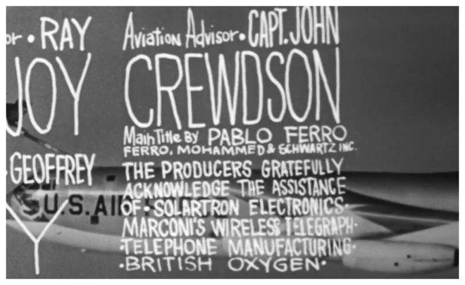 I: Dr. Strangelove credit