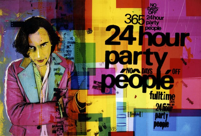 IMAGE: 24 Hour Party People Original film poster