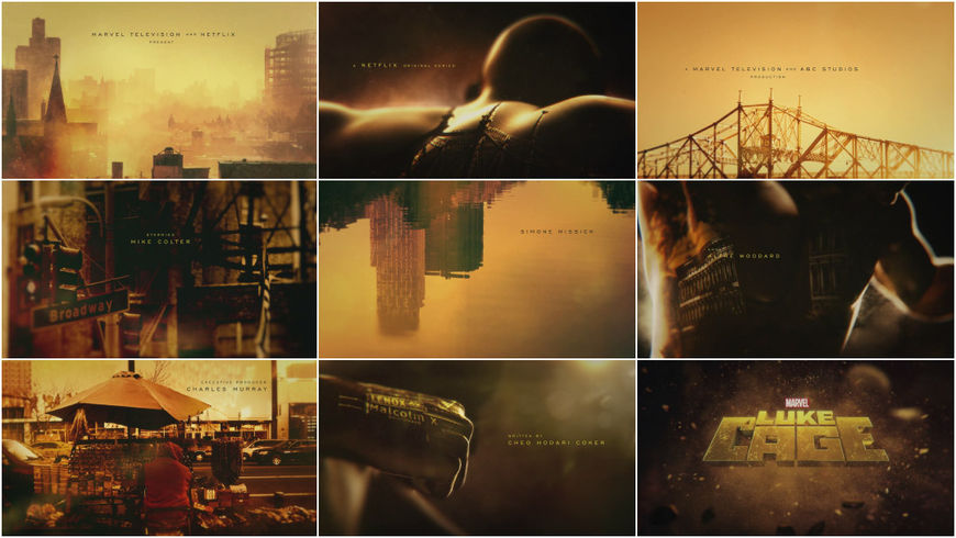 VIDEO: Title Sequence – Marvel's Luke Cage (2016)