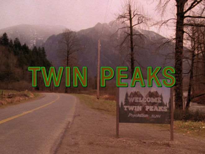 VIDEO: Title Sequence – Twin Peaks (1990)