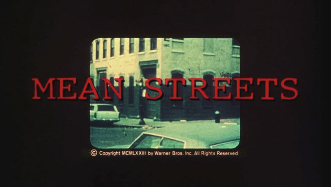 VIDEO: Title Sequence – Mean Streets (1973)