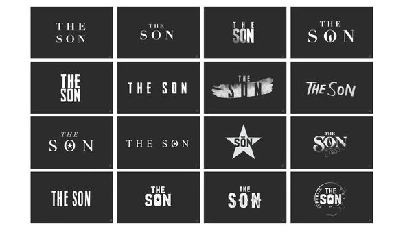 IMAGE: The Son (2017) Logo Options