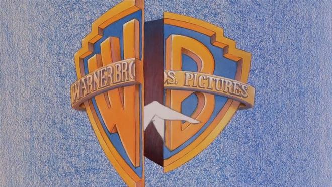 IMAGE: Still – Madonna emerging from WB logo