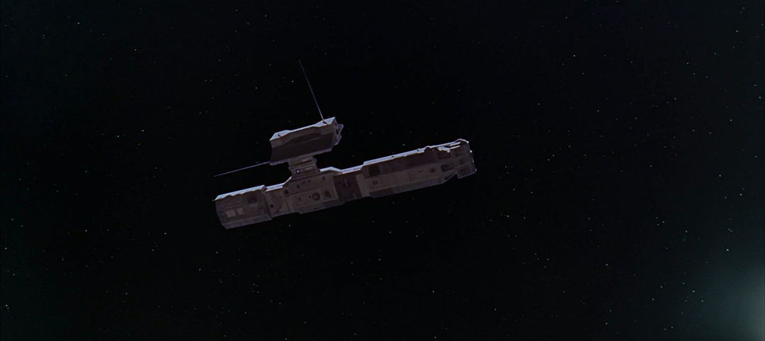 2001: A Space Odyssey ship reference