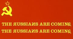 The Russians Are Coming the Russians Are Coming