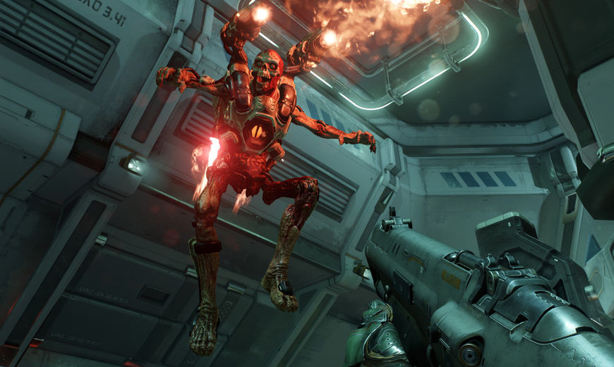 IMAGE: DOOM (2016) Screenshot 2