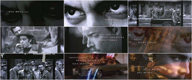 VIDEO: Title Sequence – Donnie Brasco