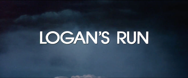 IMAGE: Logan's Run title card