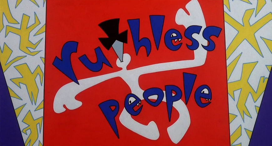 VIDEO: Title Sequence – Ruthless People by Sally Cruikshank