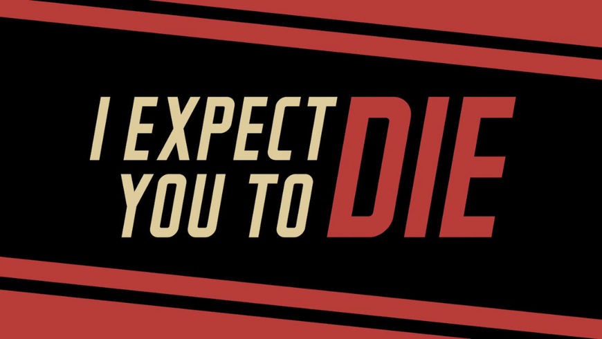 VIDEO: I Expect You to Die (2016) Trailer