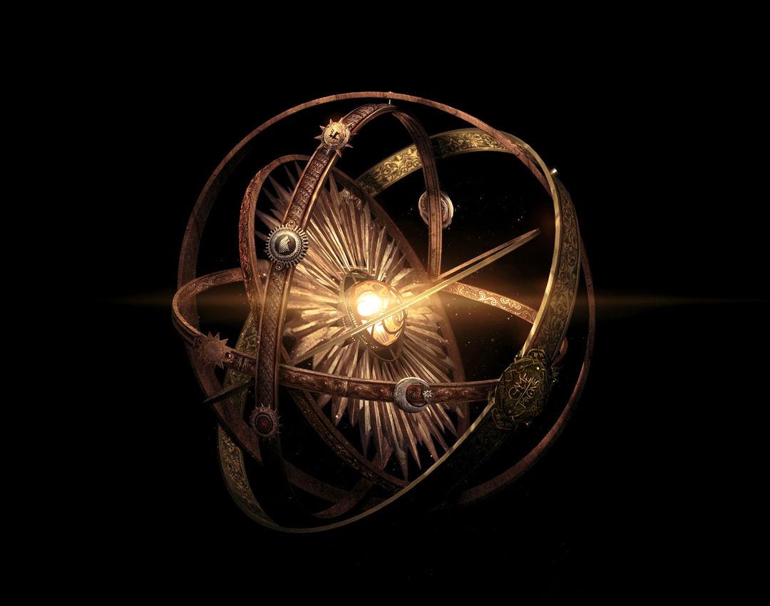 Astrolabe concept art