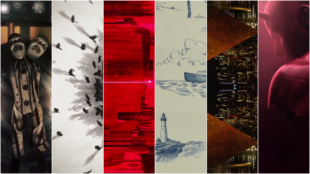 2015 Emmy Nominations for Main Title Design