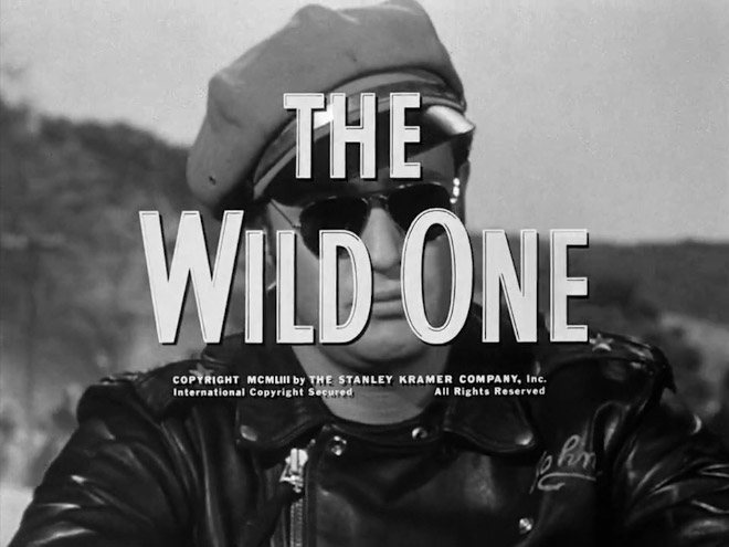 VIDEO: Title Sequence – The Wild One (1953)