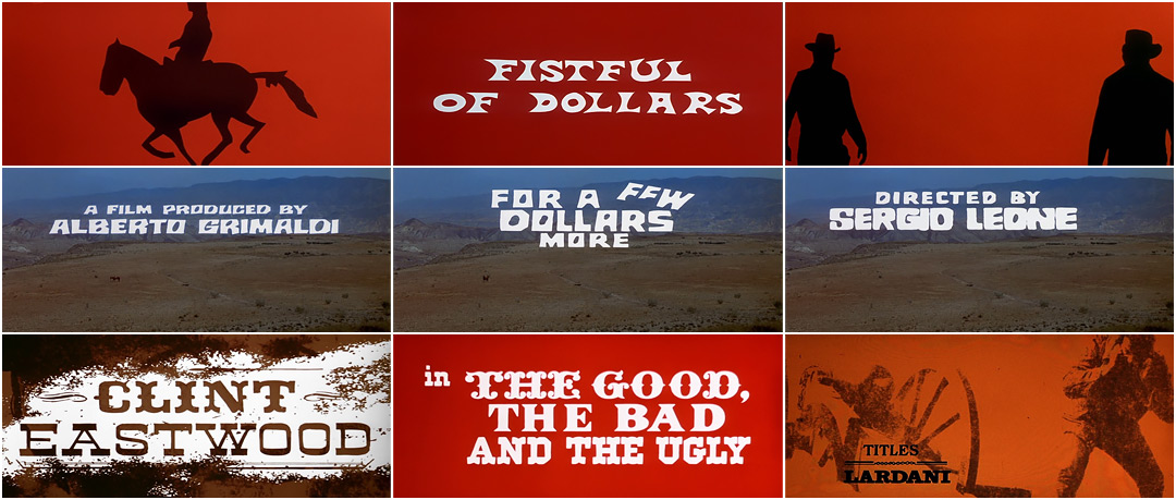 A Fistful of Titles: The Westerns of Iginio Lardani