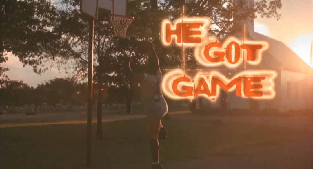 VIDEO: Title Sequence – He Got Game (1998)
